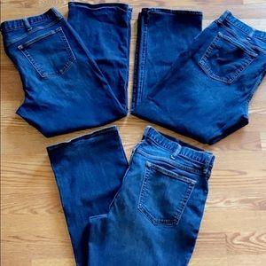 BUNDLE OF 3 Men's Jeans